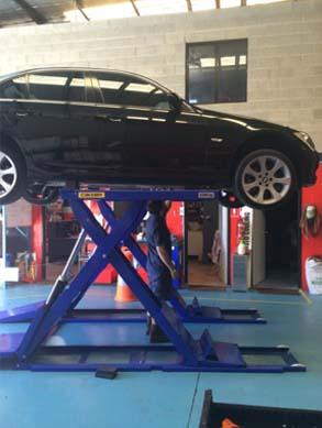 Automotive service 2